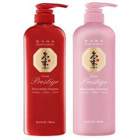 Daeng Gi Meo Ri Ki Gold Prestige Shampoo and Treatment (26.4 fl., oz. 2 pk.)