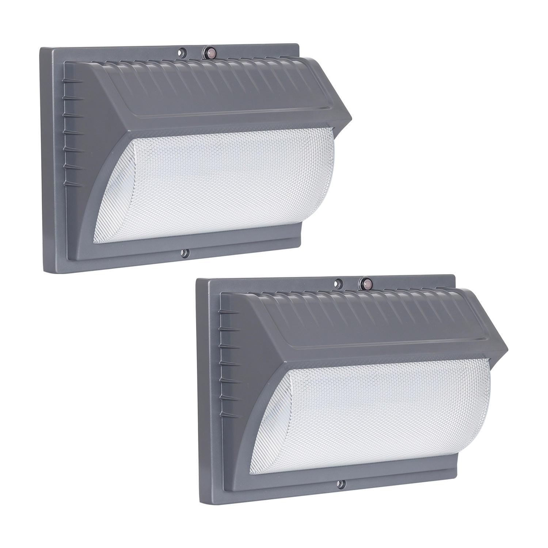 Honeywell LED Rectangular Security Light – 2 Pack