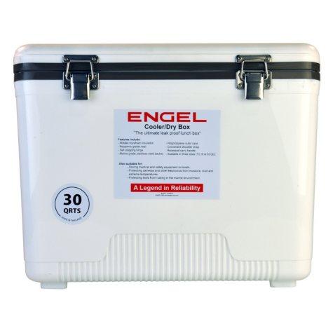 Engle Cooler/Dry Box, 30 Qt.