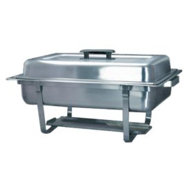 Daily Chef Stainless Steel Royal Chafer (8 qt.)