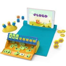 Plugo STEM Wiz Pack by PlayShifu, set of 3 Plugo kits, Educational Games, Ages 4-10