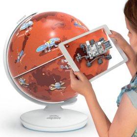 Orboot Mars by PlayShifu, Interactive AR Mars Globe, Ages 6-10 (App Based)