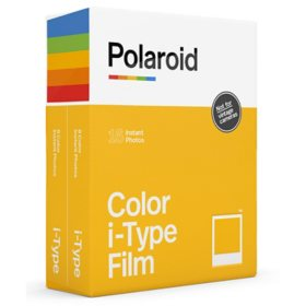 Polaroid Color i-Type Film (Select Pack Size)