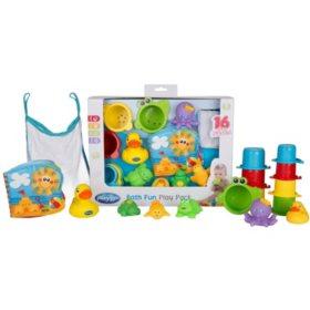 Playgro Bath Fun Play Pack Gift Set