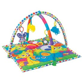 Playgro Linking Animal Friends Play Gym
