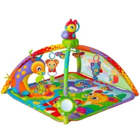 Playgro Woodlands Music and Light Projector Gym