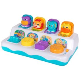 Playgro Music and Lights Pop Up Jungle Pals