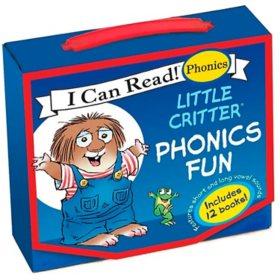 Little Critter 12-Book Phonics Fun.