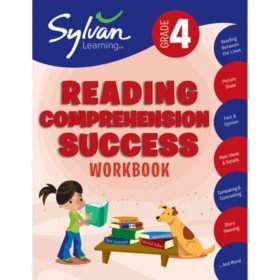4th Grade Reading Comprehension Success Workbook: Activities, Exercises, and Tips to Help Catch Up, Keep Up, and Get Ahead
