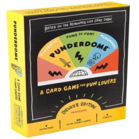 Punderdome Deluxe Edition