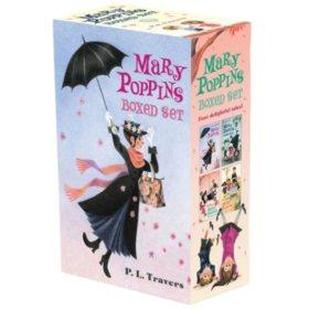 Mary Poppins Boxed Set
