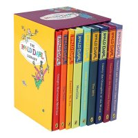 Deals on The Roald Dahl Library Hardcover