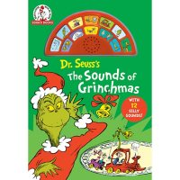 Dr Seuss's the Sounds of Grinchmas: With 12 Silly Sounds.