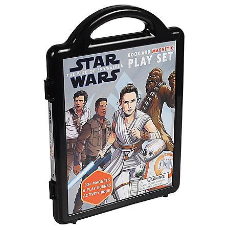 Star Wars Episode IX Magnetic Playset