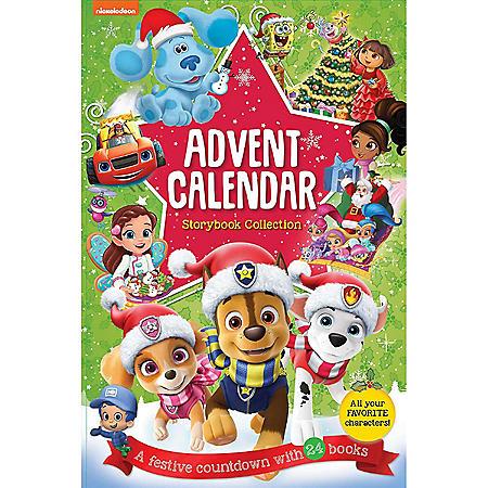 Nickelodeon Storybook Advent Calendar