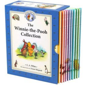 The Winnie-The-Pooh Collection, 10-Pack Boxed Set of The Original Pooh Treasure