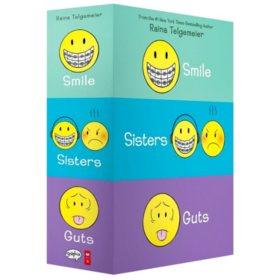 Smile, Sisters and Guts Box Set