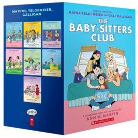 Baby-Sitters Club Graphix