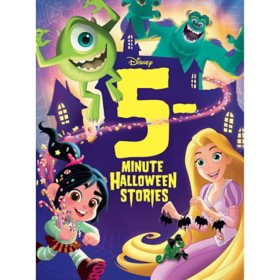 5-Minute Halloween Stories