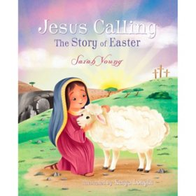 Jesus Calling Story of Easter Board Book