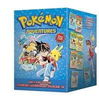 Pokémon Adventures Red and Blue Box Set (Set Includes Vols. 1-7)