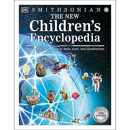 NEW CHILDRENS ENCYCLOPEDIA