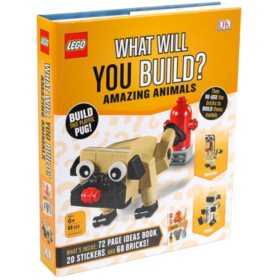 Lego Brick Amazing Animal