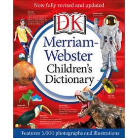 Merriam-Webster Children's Dictionary, New Edition : Features 3,000 Photographs and Illustrations