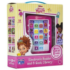 Fancy Nancy - Electronic Me Reader and 8 Sound Book Library
