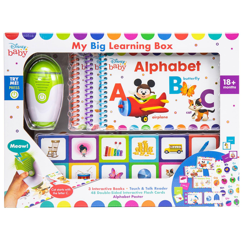Disney Baby My Big Learning Box Set
