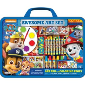 Nickelodeon Paw Patrol Awesome Art & Activity Set