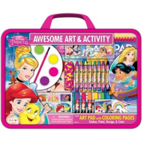 Disney Princess Awesome Art & Activity Set