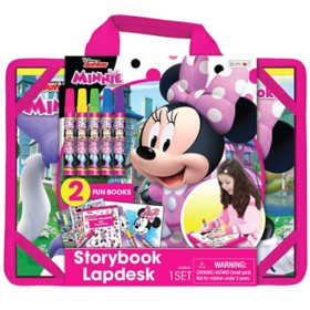 Disney Jr Minnie Mouse Storybook Lapdesk