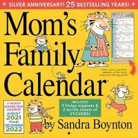 Moms Family 2022 Wall Calendar