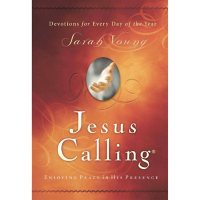 Jesus Calling : Enjoying Peace in His Presence, padded hardcover, with Scripture references