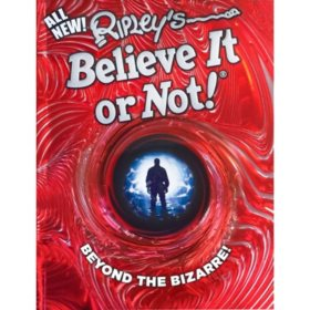 Ripleys Believe It Or Not. Beyond The Bizarre