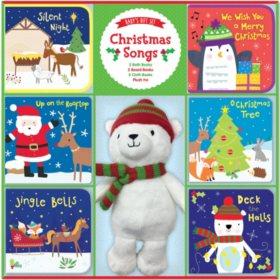 Deluxe Baby Gift Set - Christmas Songs