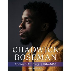 Chadwick Boseman: Forever Our King 1976 - 2020