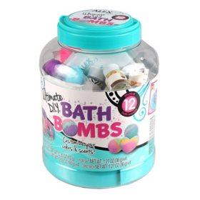 Ultimate D.I.Y Bath Bombs