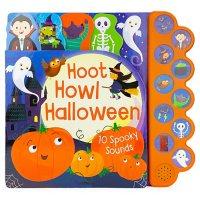 Hoot Howl Halloween : 10 Spooky Sounds