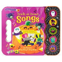 Trick or Treat Songs: 5 Spooktacular songs with tunes and lyrics