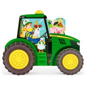 Tractor Tales: 3 Books about Animals on the Farm