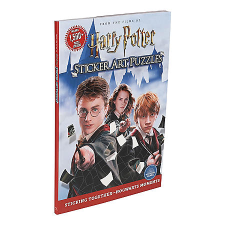 Harry Potter Sticker Art Puzzle