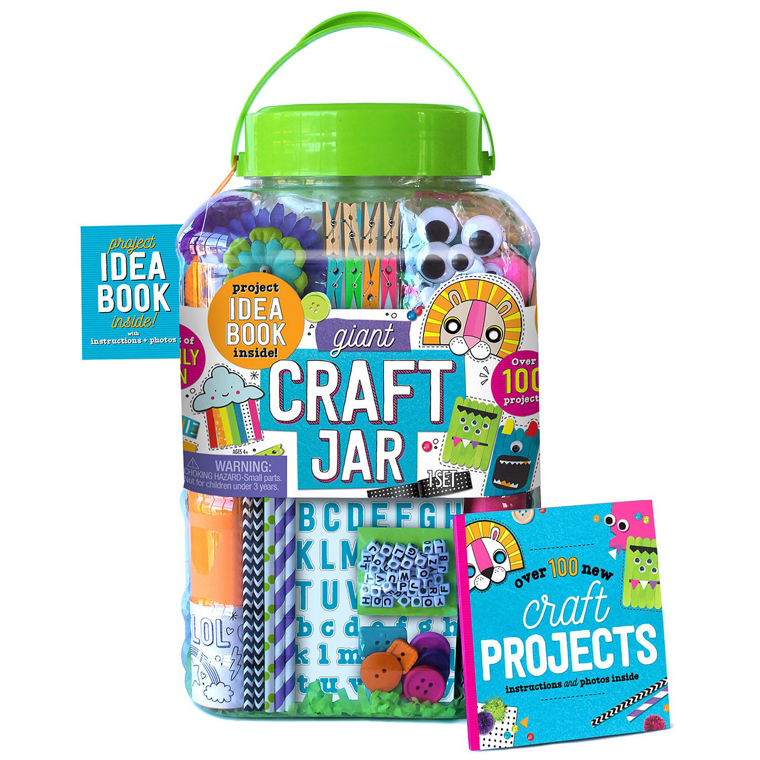 Bendon Giant Craft Jar