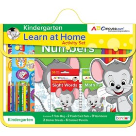 ABCMouse Kindergarten Learn At Home Educational Set