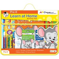ABCMouse Pre School Learn At Home Educational Set