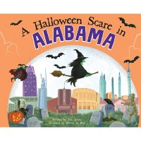 A Halloween Scare - Choose a State