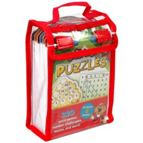 Junior Grab 'n Go Puzzles Collection