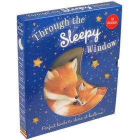 Through The Sleepy Window Collection 10 Children's Bedtime Stories