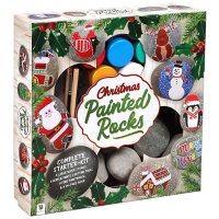 Christmas Painted Rocks